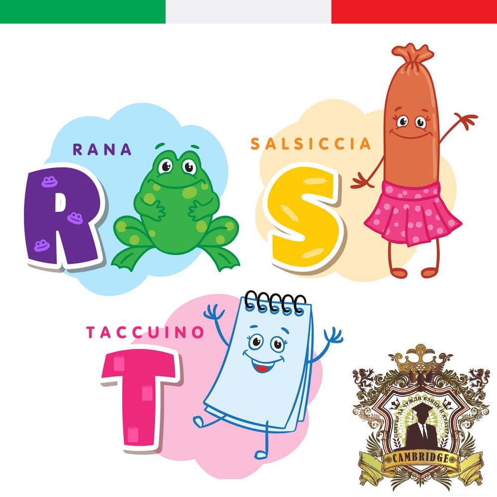 Уроци по Италиански Език за Деца и Ученици.