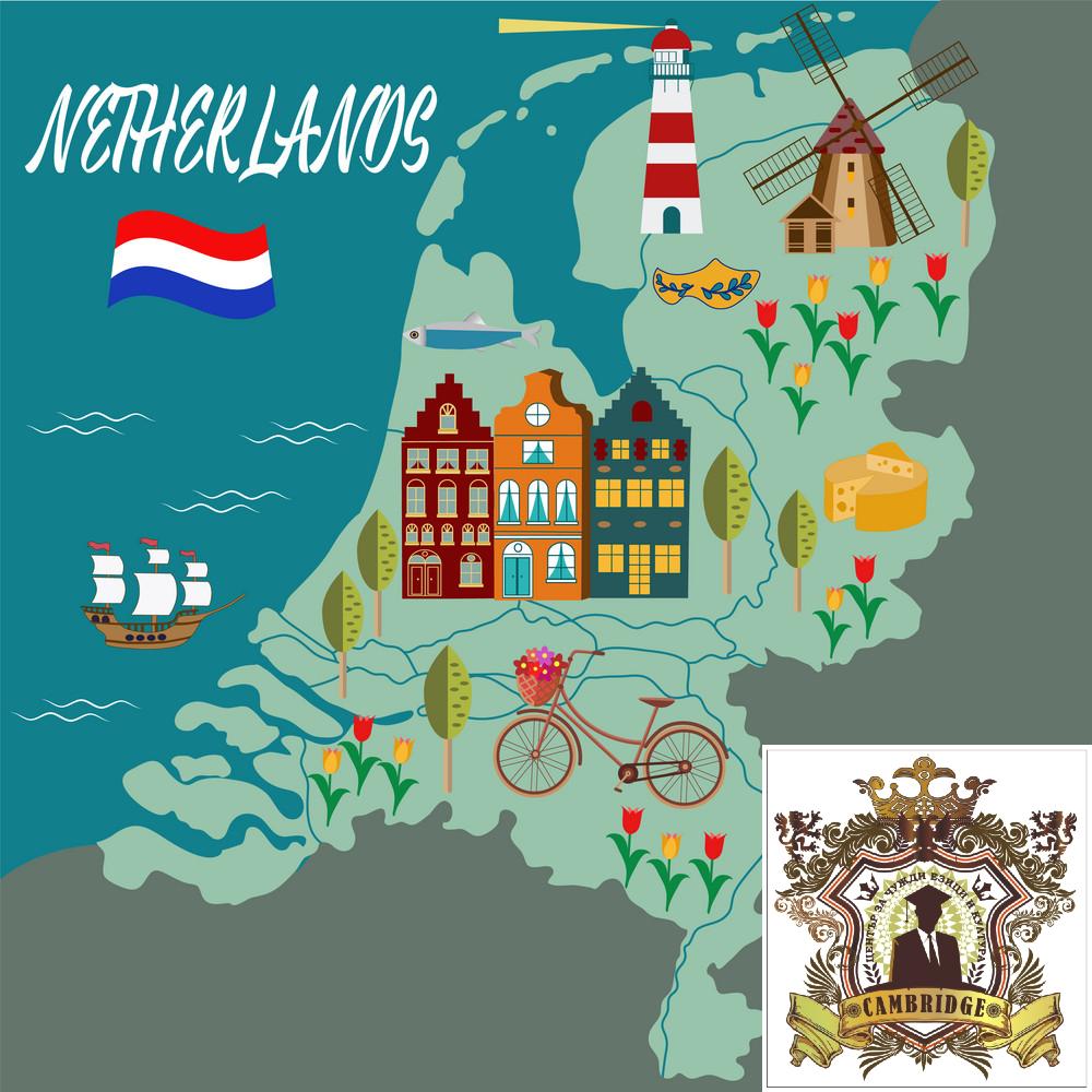 Представяме ви Курс по Холандски /  Нидерландски Език от Ниво A1 до C1.