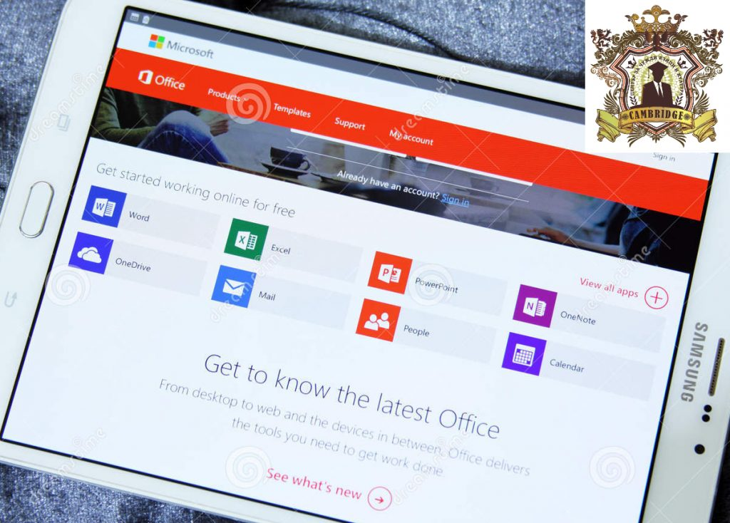 Представяме Ви Курс по Microsoft Office Пакет от 1-во до 3-то Ниво.